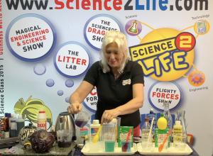 Supermarket Science Show