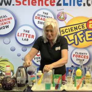 Supermarket Science Show