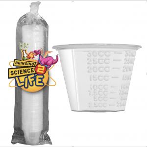 100 x 30 ml measuring cups